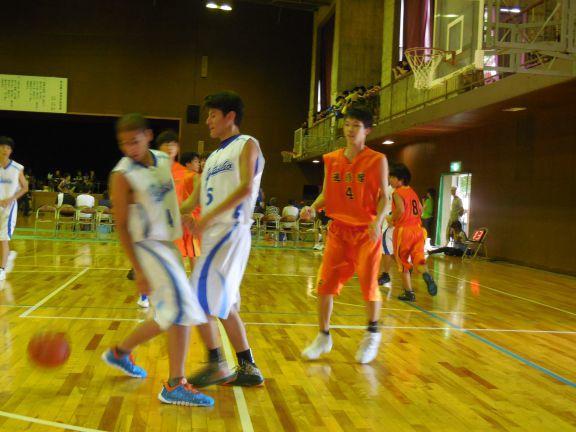 vs深谷商業高校@2015.8.18.本庄第一高校